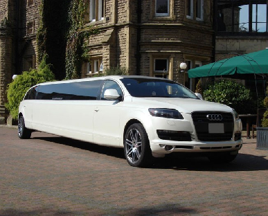 Limo Hire in Sutton in Ashfield
