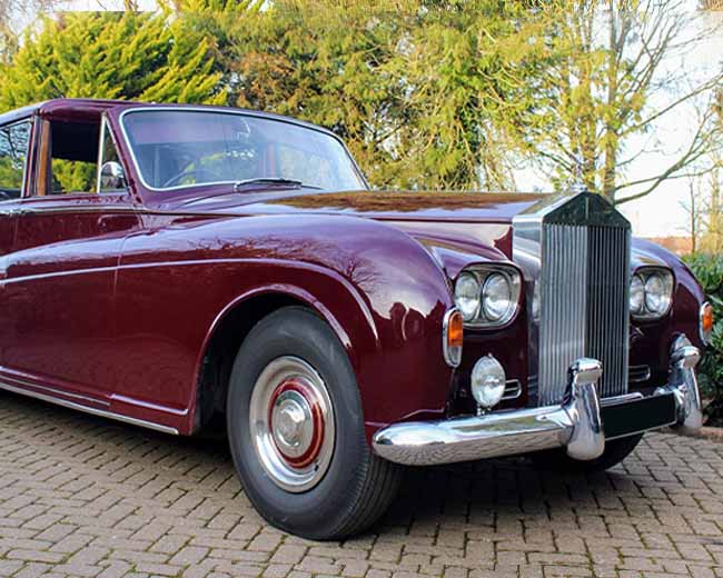 1960 Rolls Royce Phantom in UK
