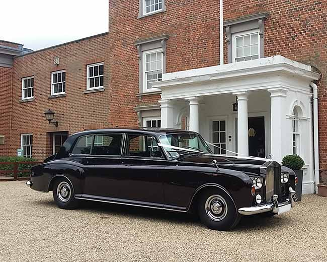 1972 Rolls Royce Phantom VI in UK