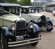 1927 Studebaker Dictator Hire in Ashington
