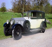 1929 Rolls Royce Phantom Sedanca in Wigston Magna