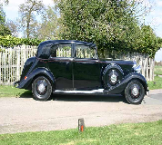 1939 Rolls Royce Silver Wraith in Sherburn in Elmet