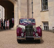 1955 Rolls Royce Silver Wraith in Appley