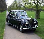 1963 Rolls Royce Phantom in Hay on Wye