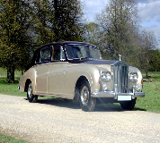 1964 Rolls Royce Phantom in Redenhall with Harleston