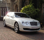 Bentley Flying Spur Hire in Fenton