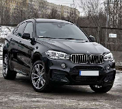 BMW X6 Hire in Ashby Woulds