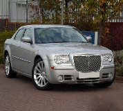 Chrysler 300C Baby Bentley Hire in Tenby