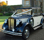 Classic Wedding Cars in Newcastle Emlyn