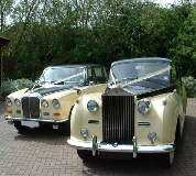 Crown Prince - Rolls Royce Hire in Skegness