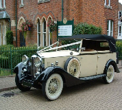 Gabriella - Rolls Royce Hire in Alford