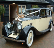 Grand Prince - Rolls Royce Hire in Pwllheli