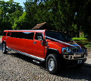 Hummer Limos in Holland on Sea