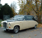 Ivory Baroness IV - Daimler Hire in Epworth
