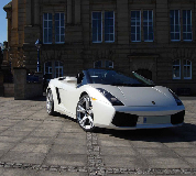Lamborghini Gallardo Hire in Ponteland