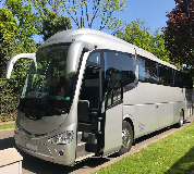 Large Coaches in Market Rasen