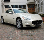 Maserati Granturismo Hire in Middleham