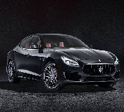 Maserati Quattroporte Hire in Neithrop