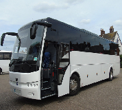 Medium Size Coaches in Horncastle
