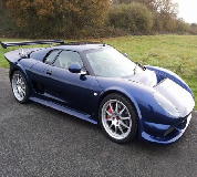 Noble M12 Hire in Caernarfon