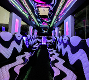 Party Bus Hire (all) in Shepherds Bush