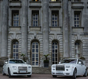 Phantom and Ghost Pair Hire in Welshpool