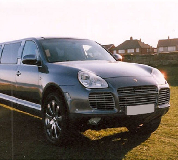 Porsche Cayenne Limos in London City Airport