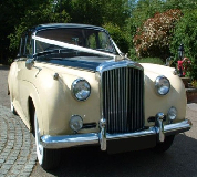 Proud Prince - Bentley S1 in Ollerton and Boughton