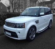Range Rover Sport Hire  in Alford