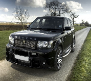 Revere Range Rover Hire in Wrexham