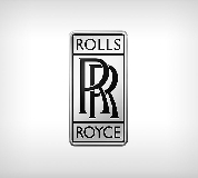 Rolls Royce in Thornton Cleveleys