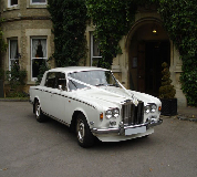 Rolls Royce Silver Shadow Hire in Pwllheli