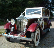 Ruby Baron - Rolls Royce Hire in Hadfield