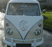 VW Campervan Hire in Heckmondwike