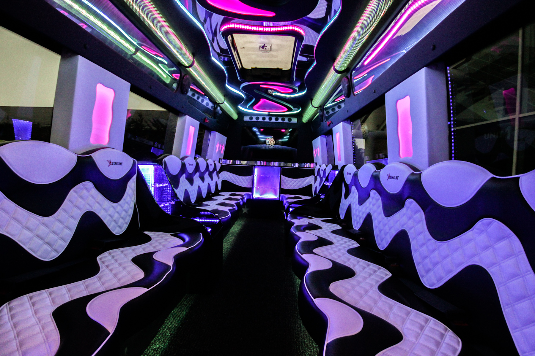 Party Bus Hire (all) in UK